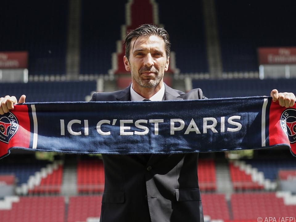 Ein Italiener in Paris: Buffon will es noch einmal wissen