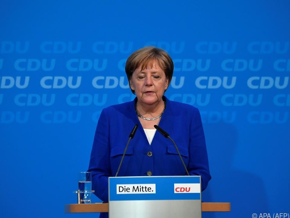 Eine Einigung im deutschen Asylstreit scheint gefunden