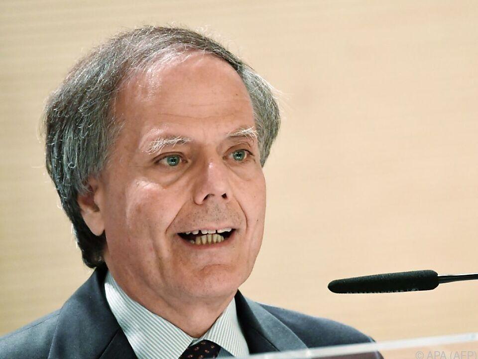 Enzo Moavero Milanesi fordert Änderungen