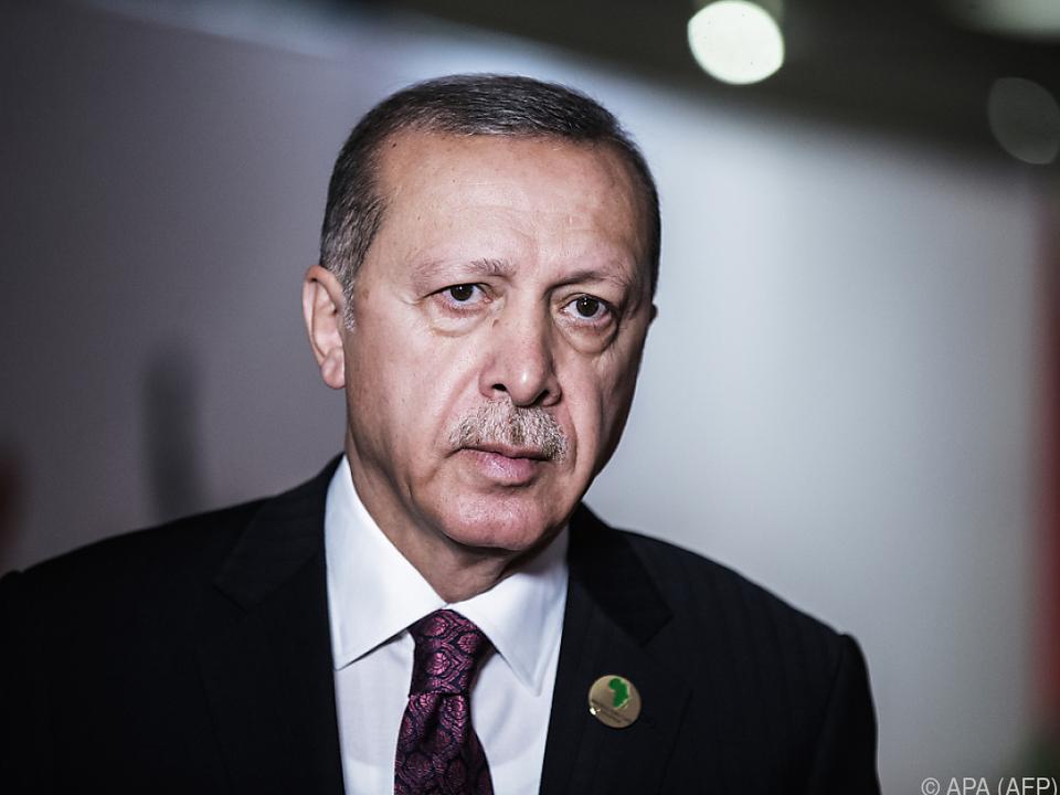 Erdogan gibt nicht nach