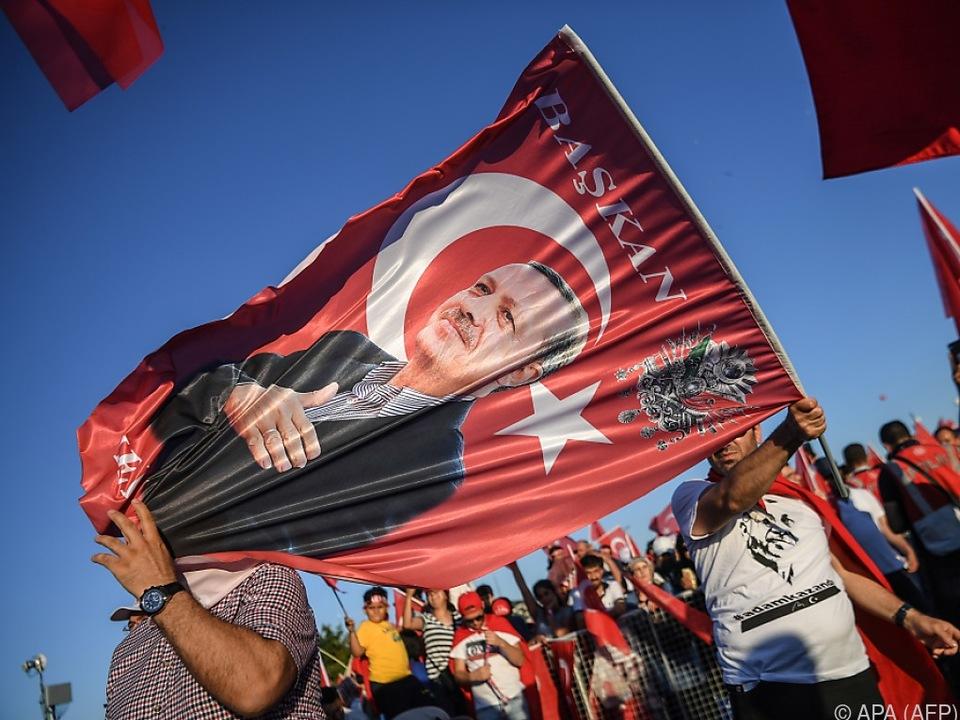 Erdogan hatte den Notstand nach dem Putschversuch 2016 ausgerufen