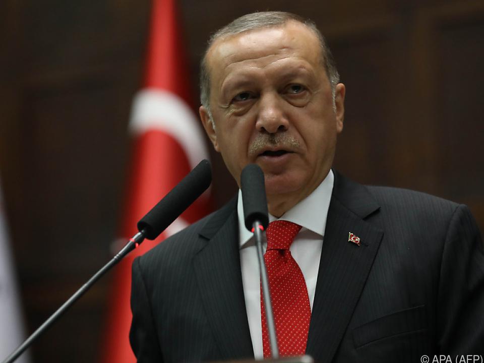 Erdogan will eine \