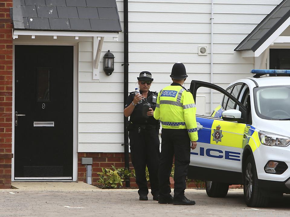 Ermittlungen der Polizei laufen auf Hochtouren