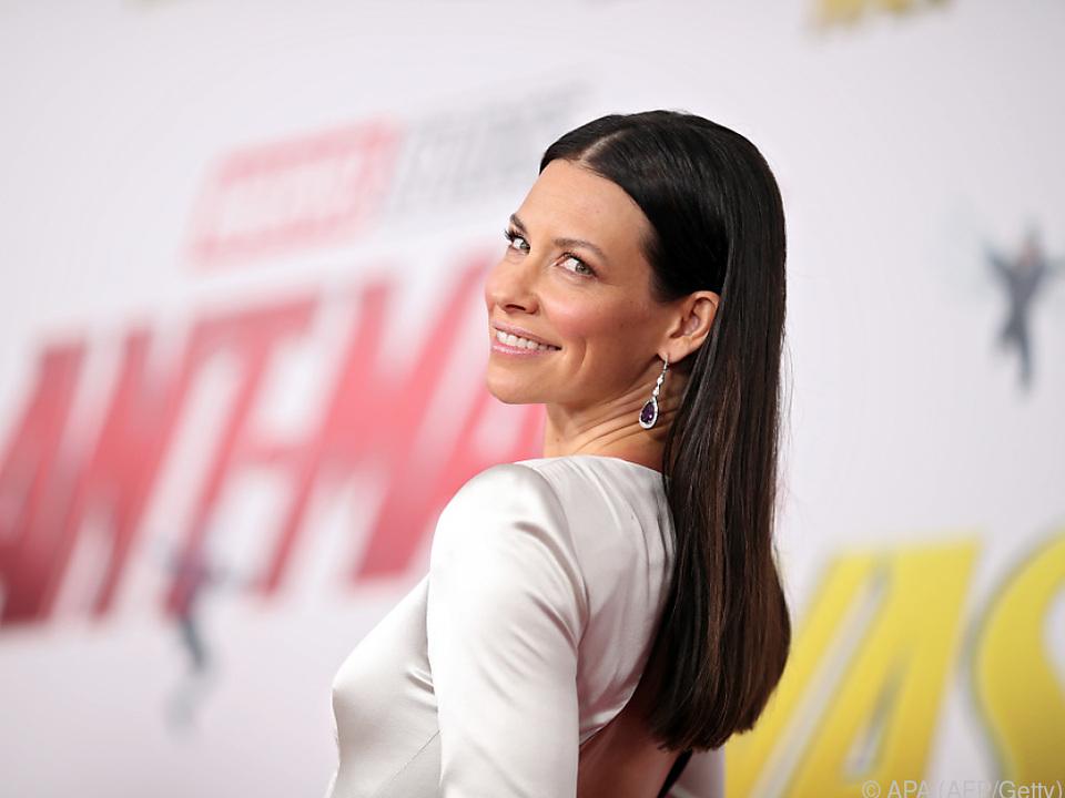 Evangeline Lilly spielt im Film \