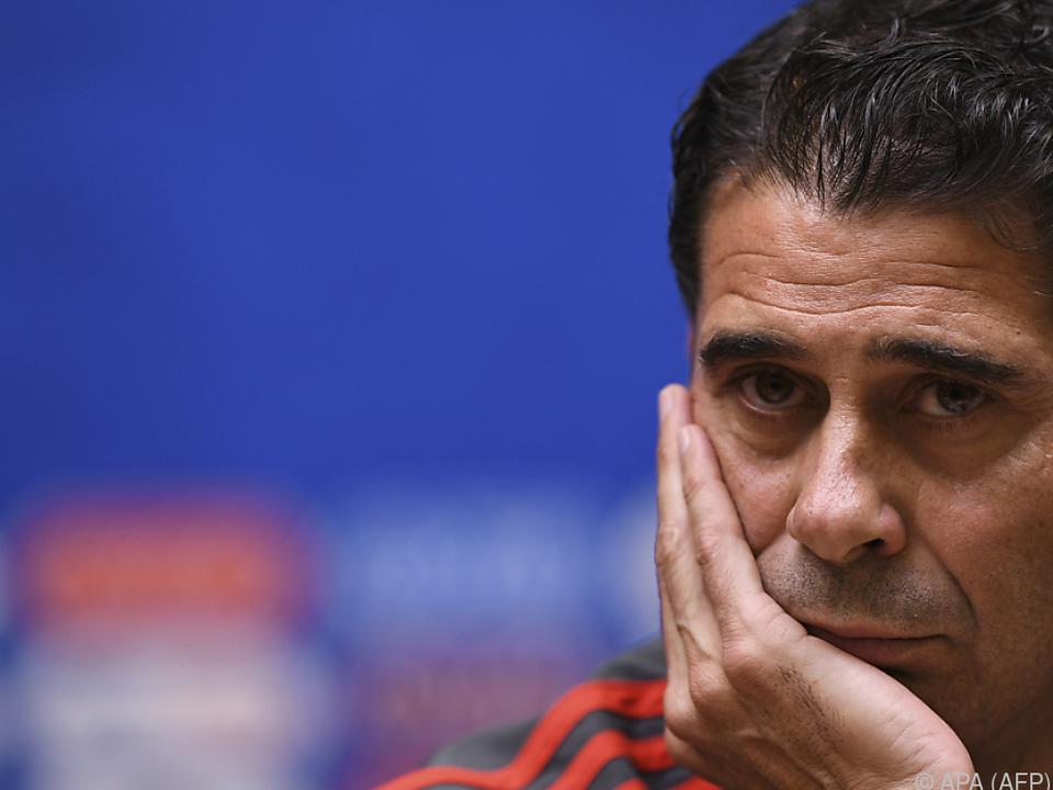 Fernando Hierro und der spanische Verband beenden die Zusammenarbeit
