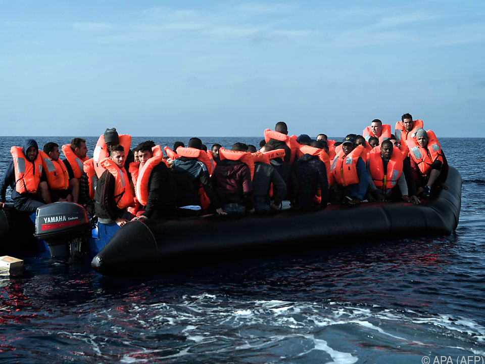 Flüchtlinge werden oft nach Libyen verschleppt