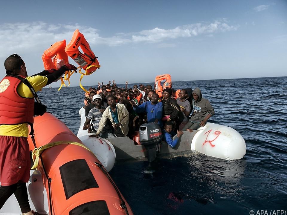 Frontex spricht sich gegen Aufnahme-Automatismus aus