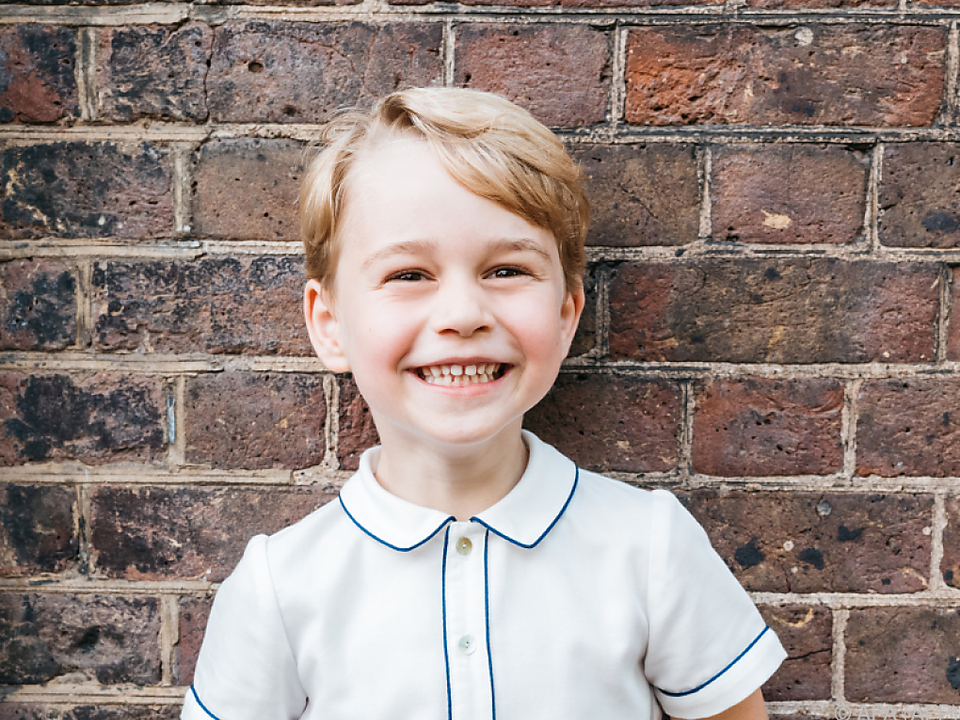 Fünf Jahre ist der kleine Prinz schon alt