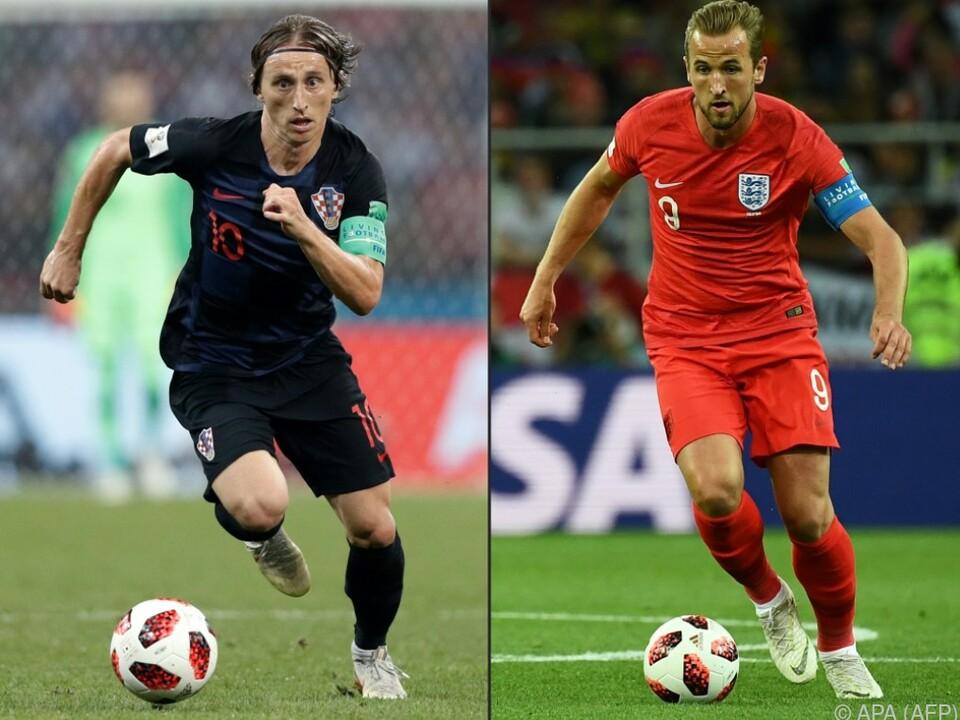 Für England und Kroatien bietet sich eine historische Chance