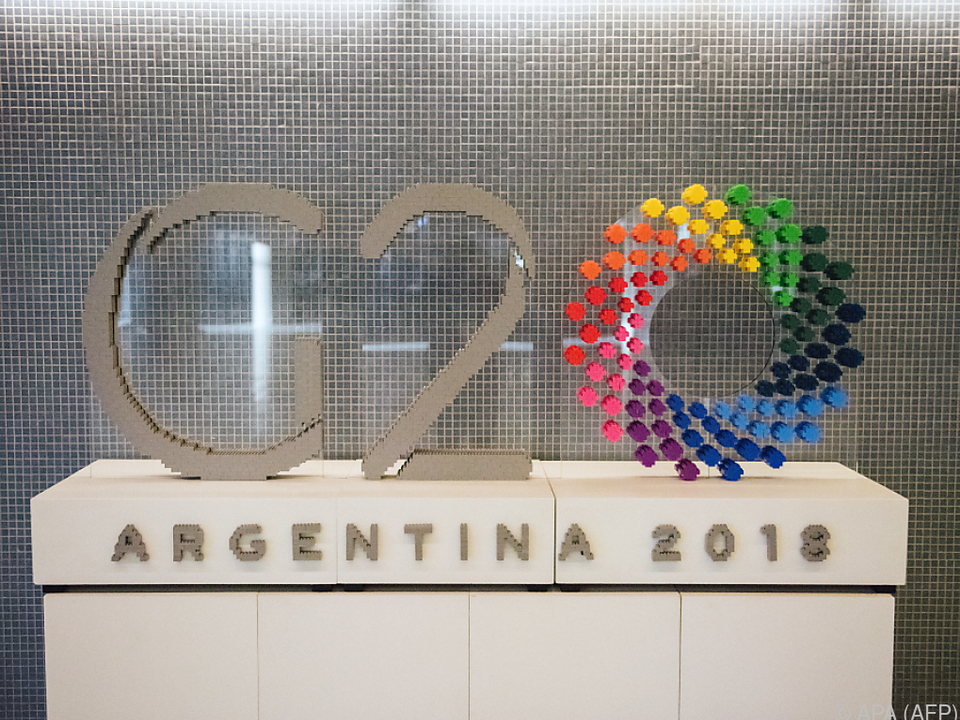 G20-Gipfel in Buenos Aires ging zu Ende