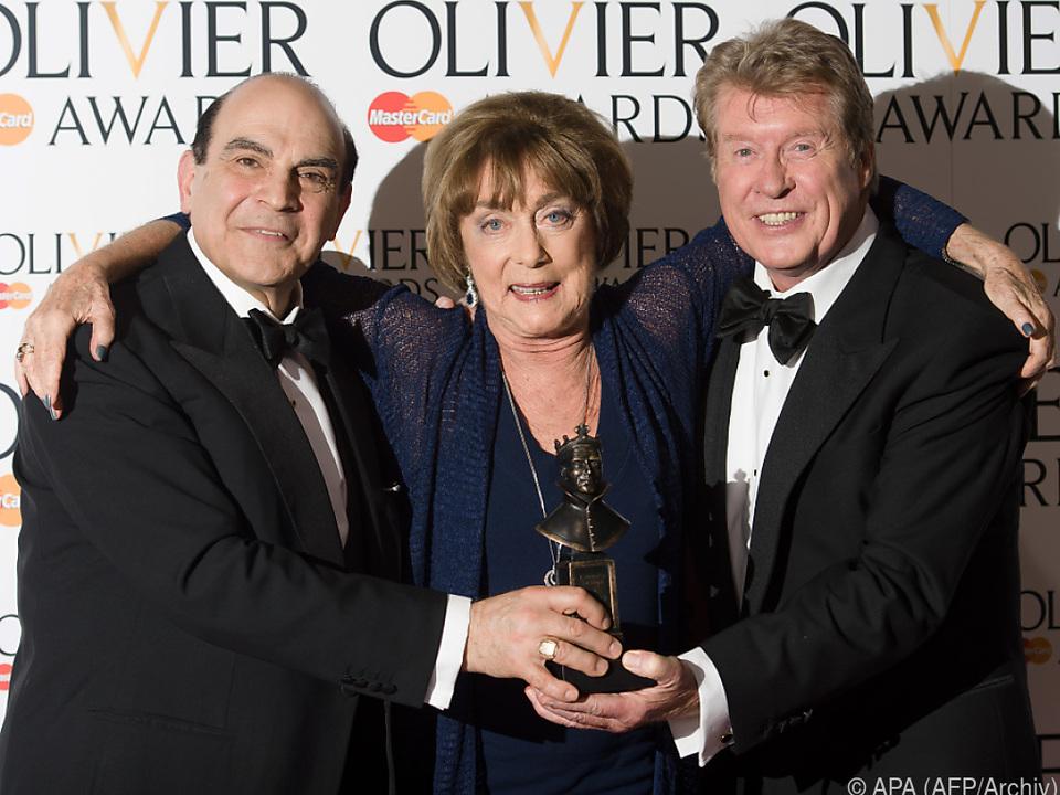 Gillian Lynne wurde 92 Jahre alt