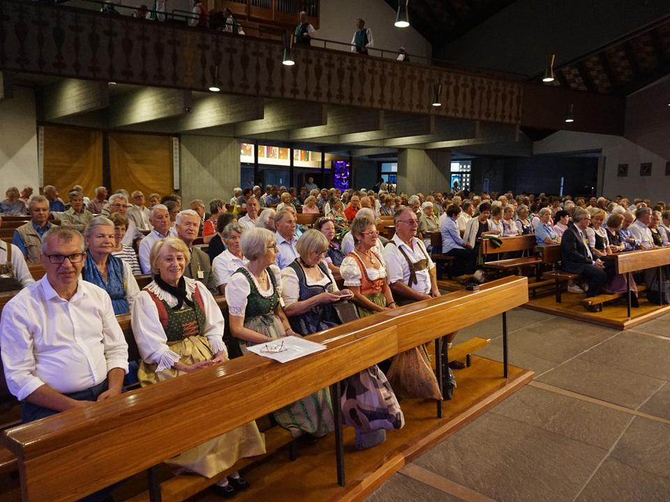 Gottesdienst Algunder Pfarrkirche