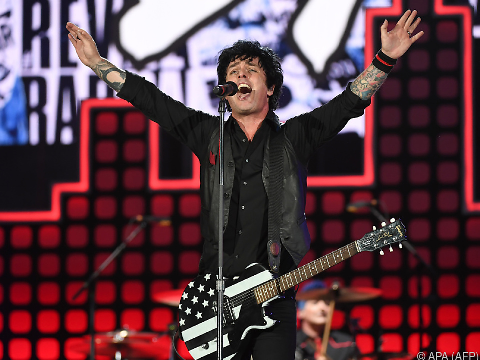 Green Day sangen einst über George W. Bush