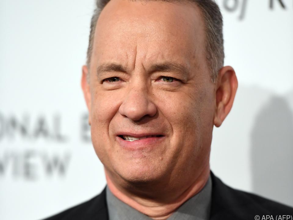 Hanks ist einer der sympathischsten Stars in Hollywood