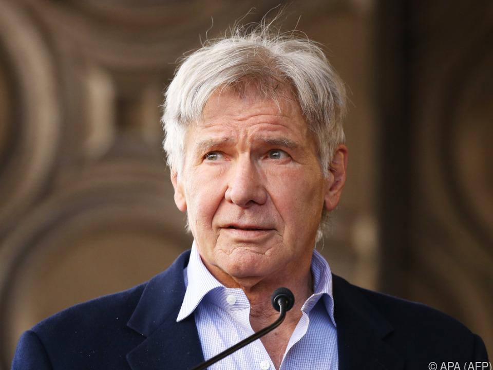 Harrison Ford wäre beim Drehstart bereits 78 Jahre alt