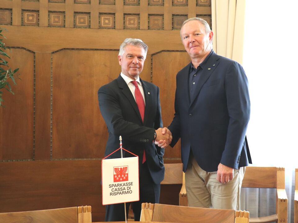 HGV schließt wichtiges Abkommen mit Sparkasse