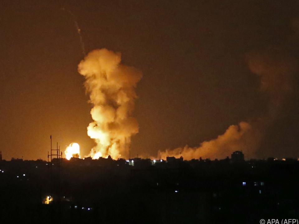 Im Gaza-Streifen droht die Situation zu eskalieren