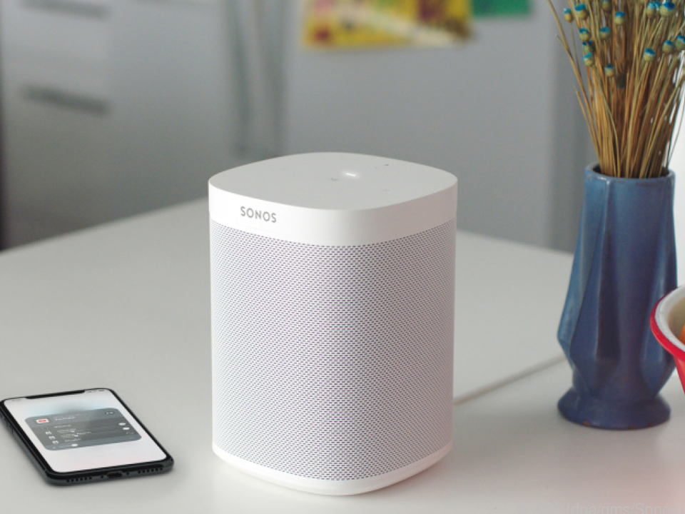 Der Beam lässt sich nahtlos ins restliche Boxen-Ökosystem von Sonos einbinden