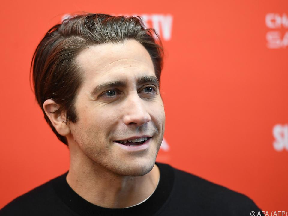 Jake Gyllenhaal äußert sich nur sehr selten zu politischen Debatten