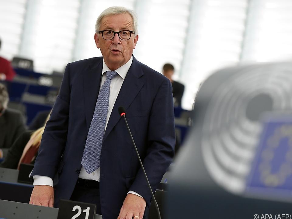 Jean-Claude Juncker kommt nach Wien