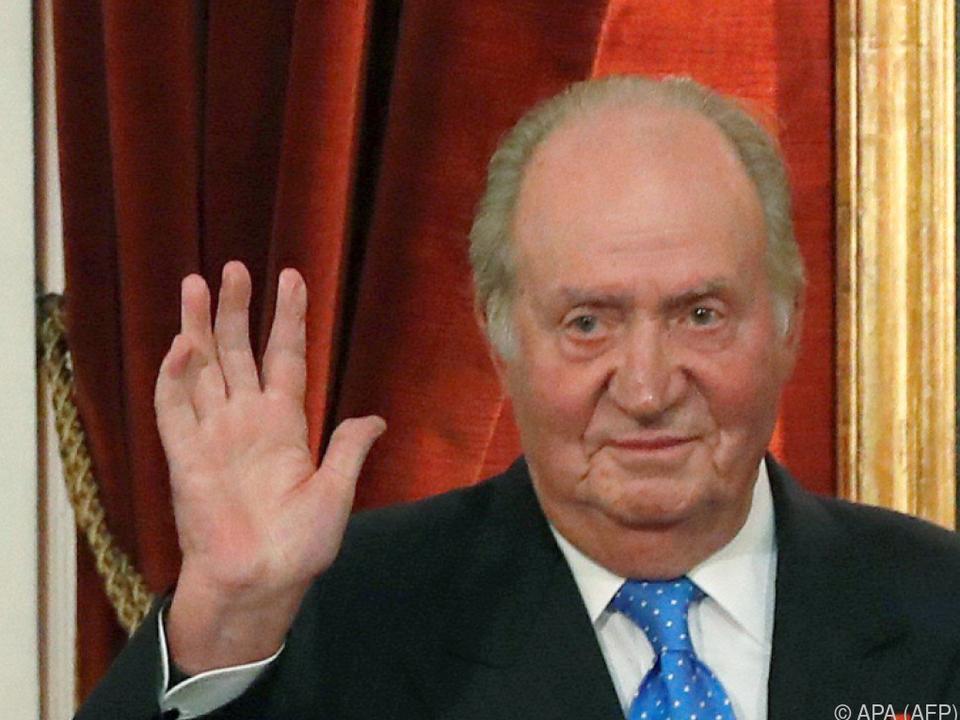 Juan Carlos genießt nach seiner Abdankung keine Immunität mehr