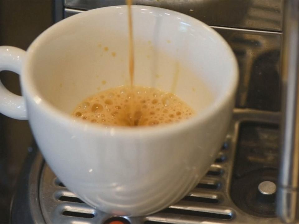 Kaffeesatz als Batterie