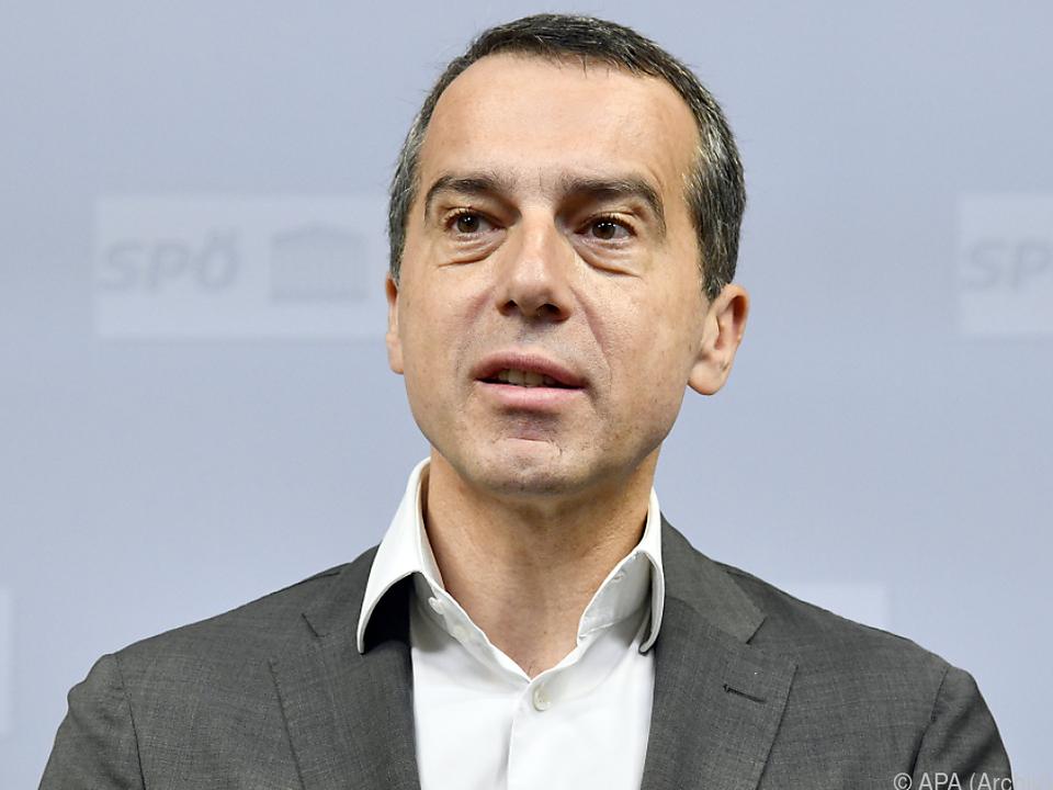 Kern fordert den Rücktritt von FPÖ-Landesrat Waldhäusl