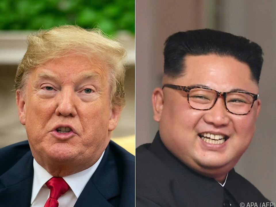 Kim Jong-un hatte die \