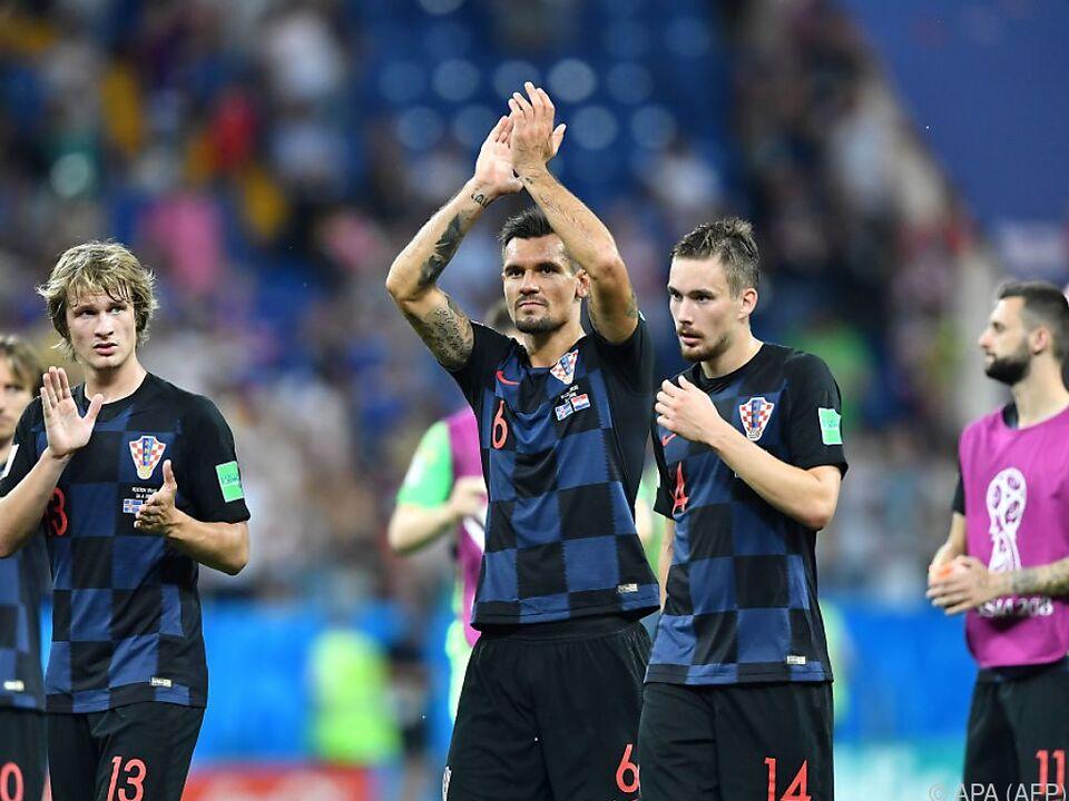 Kroatien präsentierte sich in einer schwierigen Gruppe stark