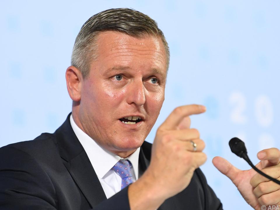 Kunasek wird bei steirischer Landtagswahl 2020 FPÖ-Spitzenkandidat