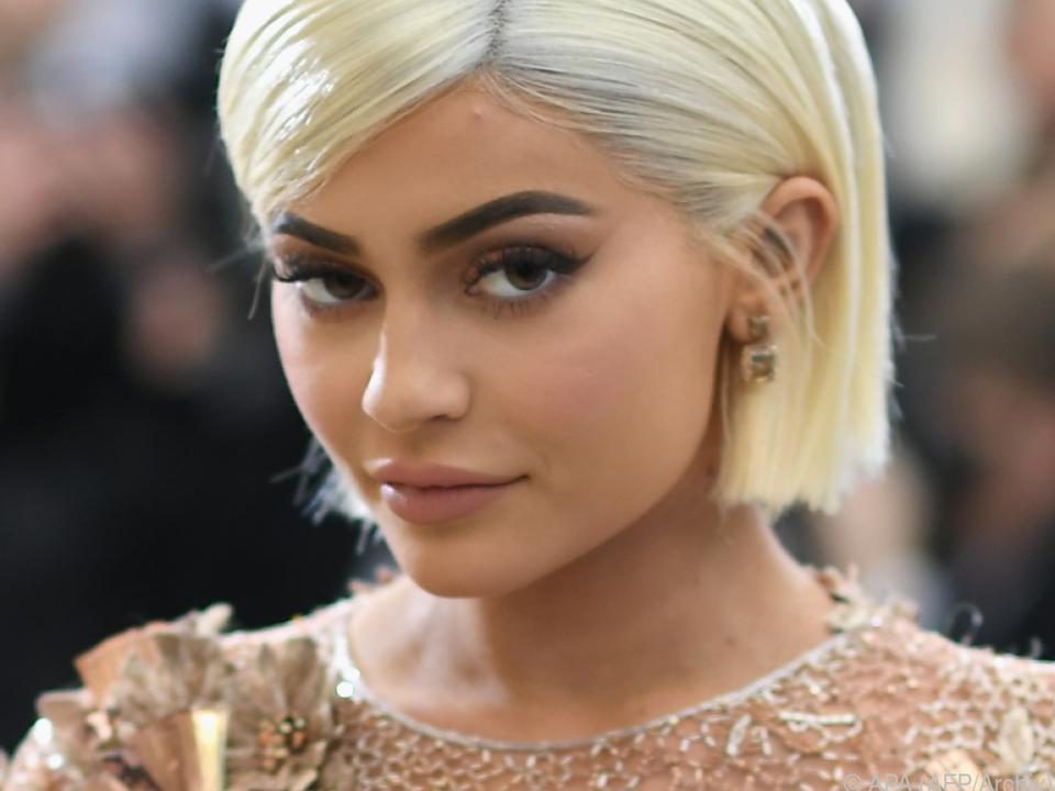 Kylie Jenner könnte bald die jüngste Self-Made-Milliardärin werden