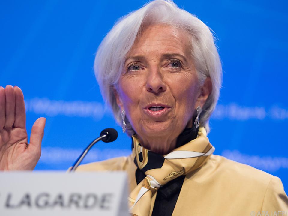 Lagarde sieht besondere Rolle der EU