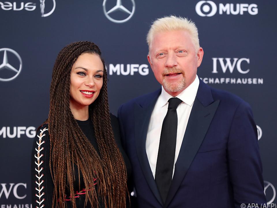 Lilly und Boris Becker waren 13 Jahre lang ein Paar