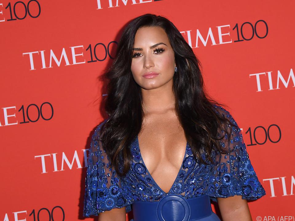 Lovato wurde wieder rückfällig