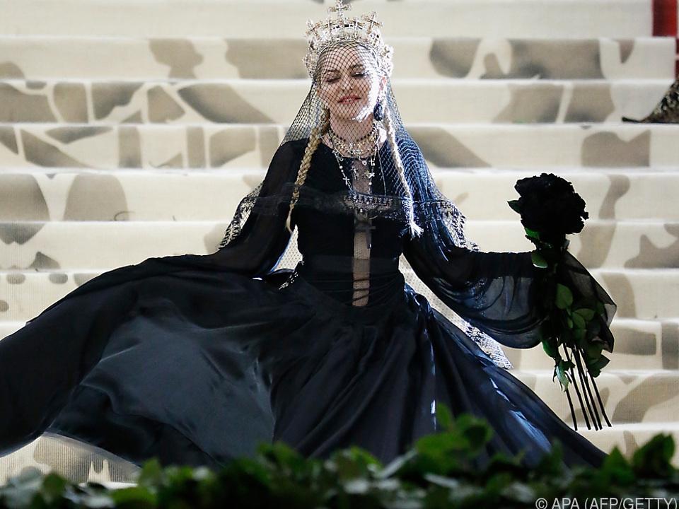 Madonna verärgert ihre Wahlheimatstadt Lissabon