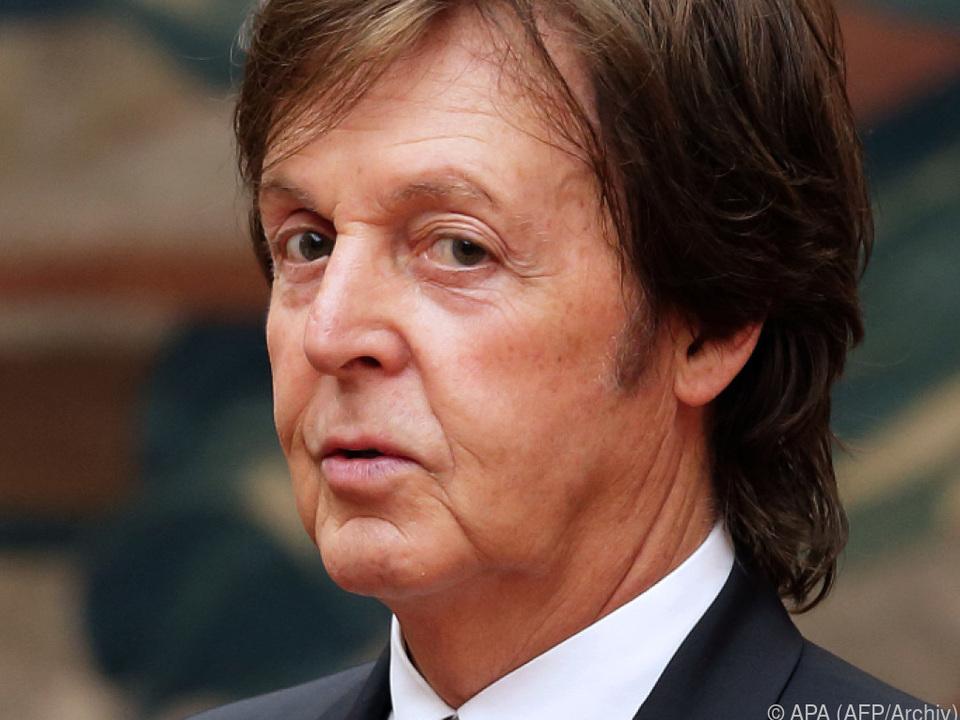 McCartney gibt das einzige Konzert im deutschsprachigen Raum in Wien