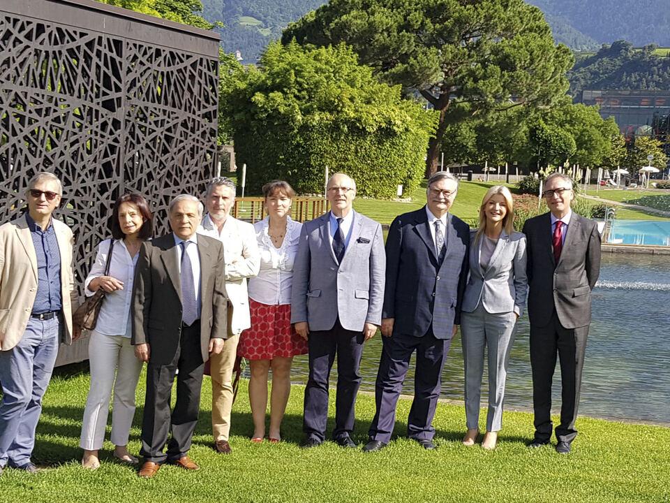 Medizinisch-Wissenschaftliche Koordinierungsgruppe der Therme Meran - Gruppo di coordinamento medico-scientifico Terme Merano
