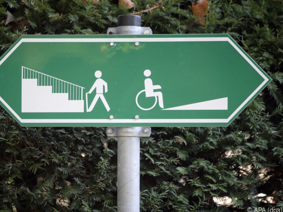 Menschen mit Behinderung sind vom Arbeitsmarkt oft ausgeschlossen