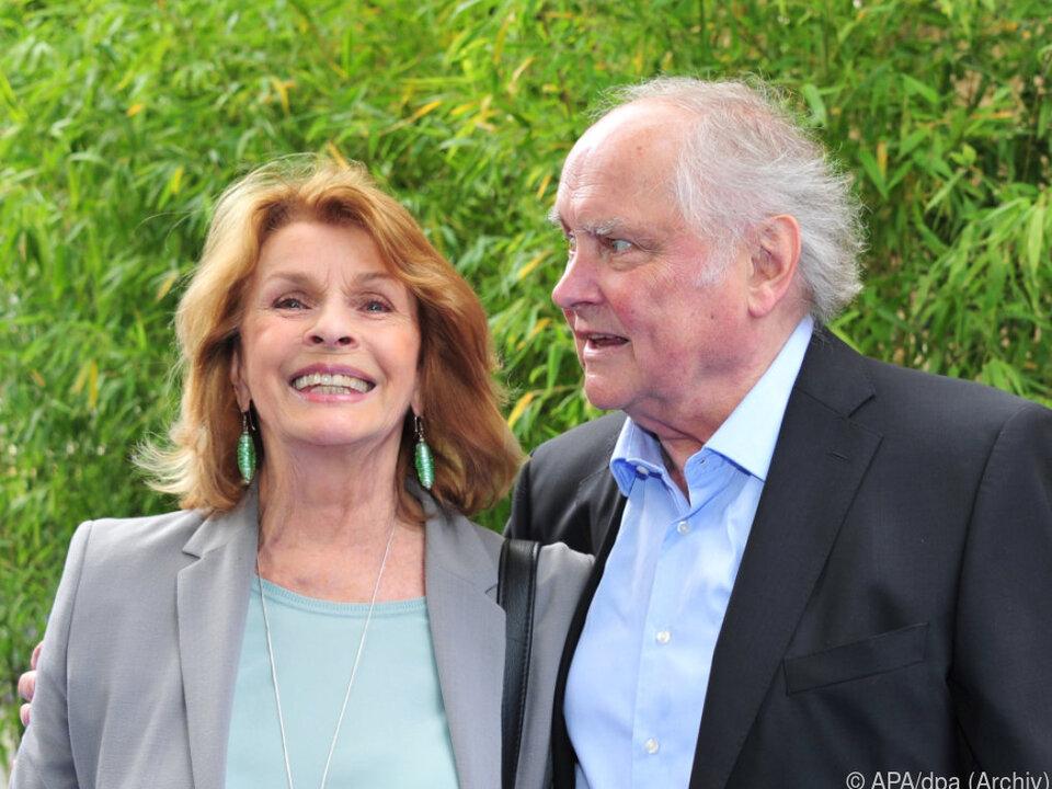 Michael Verhoeven und Senta Berger sind seit 1966 verheiratet