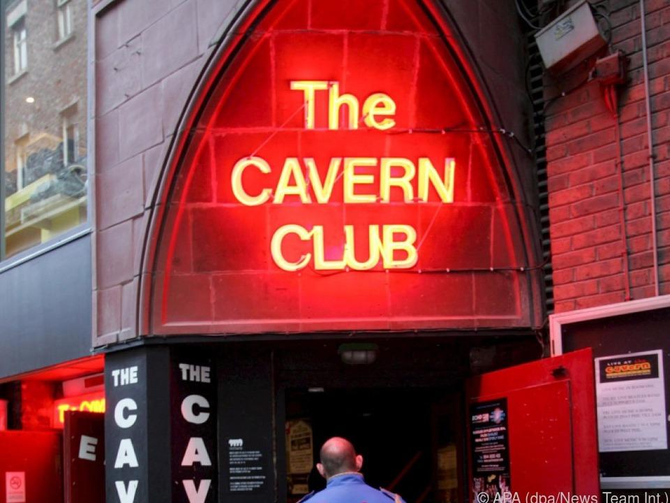 Auch The Cavern Club war eine der Wirkungsstätten der Beatles