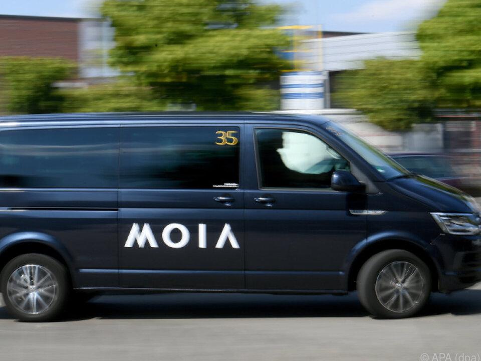 Moia startet regulären Betrieb
