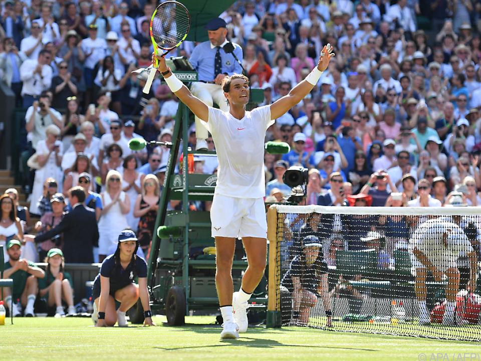 Nadal hatte gegen Dudi Sela wenig Mühe