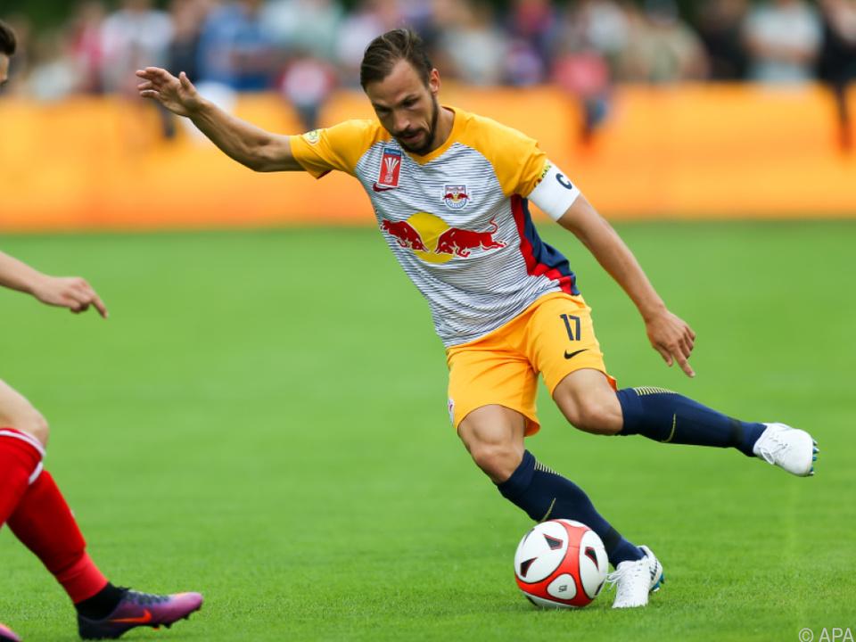 Neo-Kapitän Andreas Ulmer soll Team endlich in Champions League führen