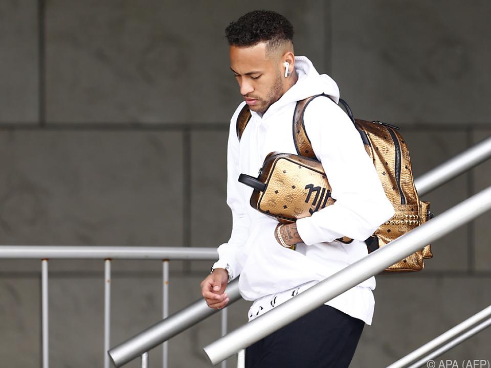 Neymar ist bei Real noch im Gespräch