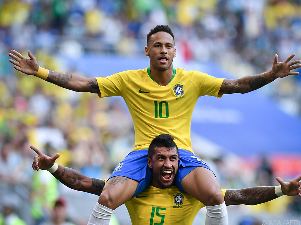 Neymar sorgte erneut für Gesprächsstoff