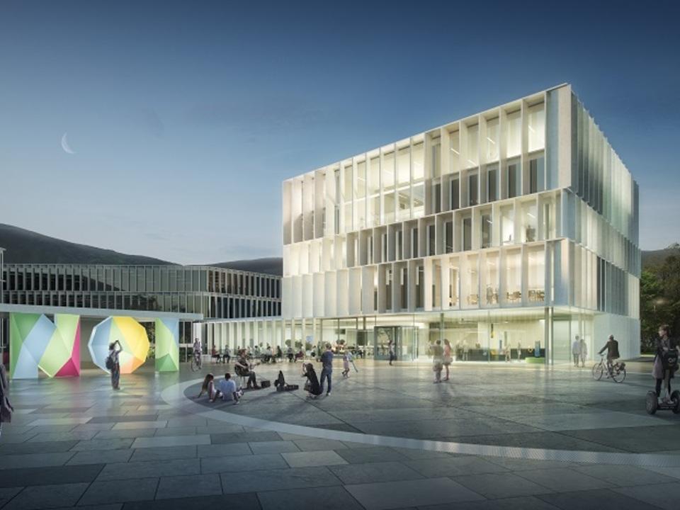 NOI Techpark Bruneck_Rendering_A_SuedWest