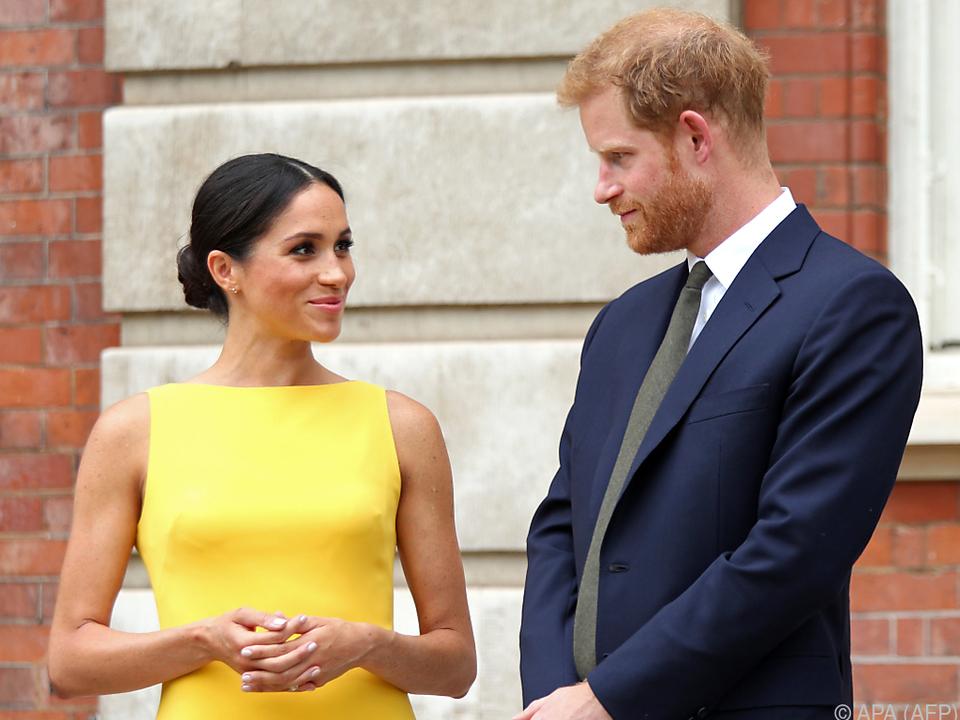 Ob Prinz Harry von Meghan begleitet wird, ist nicht bekannt