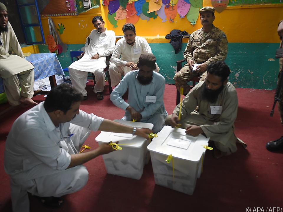 Pakistan steht möglicherweise vor Scheideweg