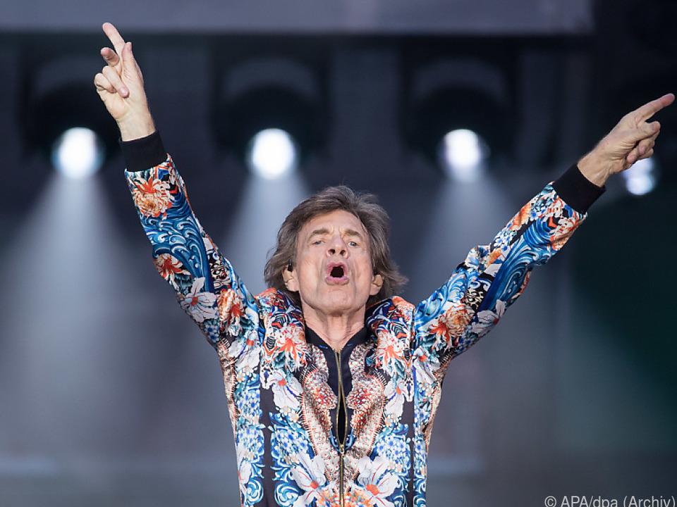 Pop-Ikone Mick Jagger reagierte bei Konzert auf Walesas Bitte
