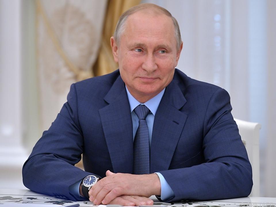 Putin war beim Viertelfinale nicht anwesend